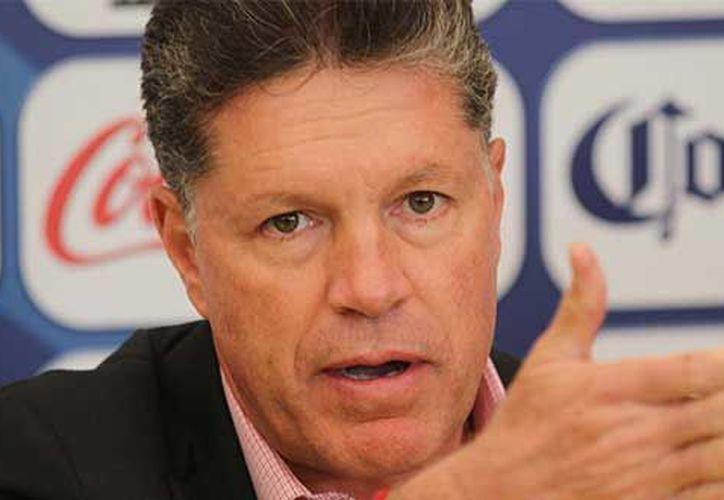 Ricardo Peláez renunciará como presidente del club si se demuestra que amenazó al árbitro. (pulsoslp.com.mx)