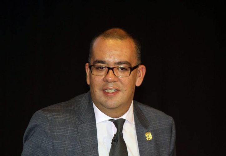 Nicolás Alvarado Vale, director de TV UNAM, renunció a su cargo, las tras polémica generada por un artículo en el que criticaba a Juan Gabriel. (Archivo/NTX)