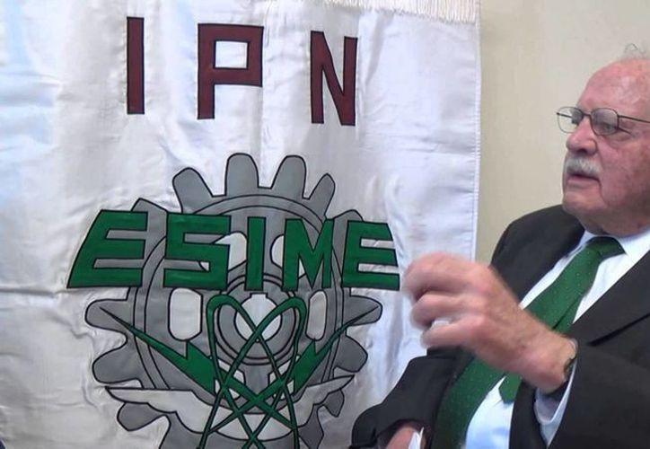 El 29 de diciembre de 1970, Eugeni Méndez Docurro se convirtió en el primer titular de la naciente Comisión Nacional de Ciencia y Tecnología. (Captura de pantalla/YouTube)