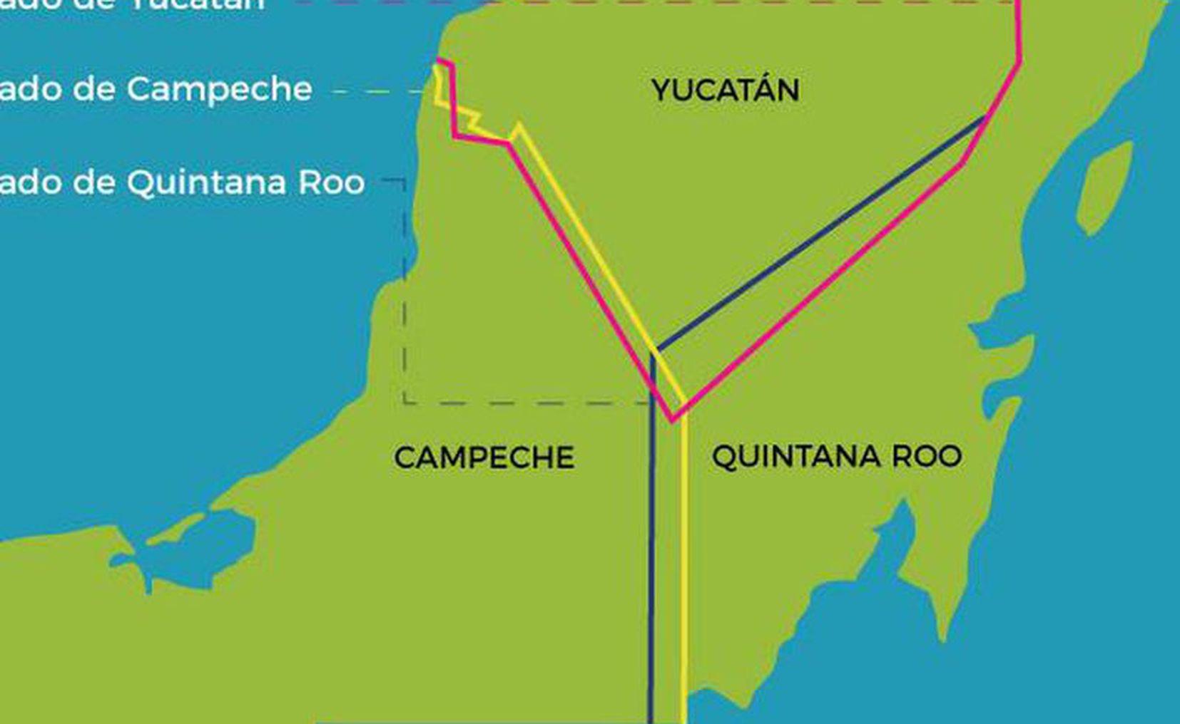 SCJN falla a favor de Yucatán en conflicto territorial