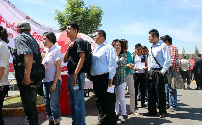 Los estados con las mayores variaciones al alza en el empleo fueron Nayarit, Campeche y Aguascalientes. (Agencia Reforma)