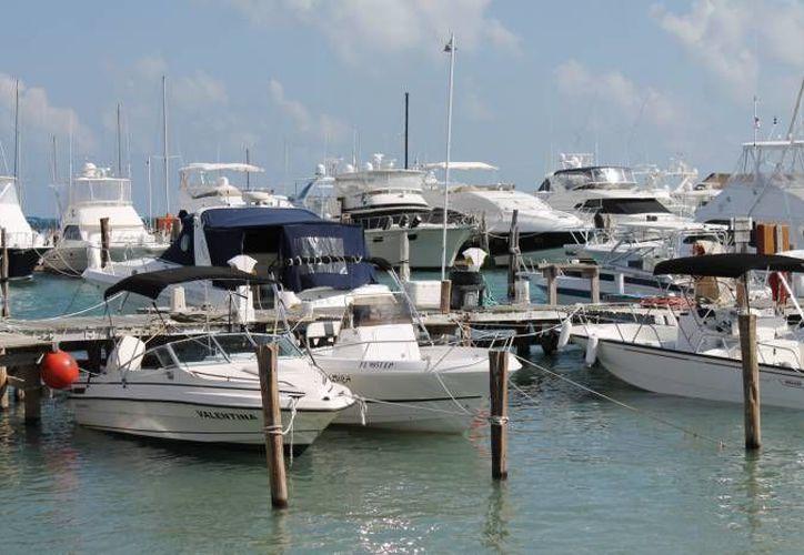 Buscan incrementar el número de embarcaciones que llegan a las costas de Quintana Roo. (Francisco Gálvez/SIPSE)