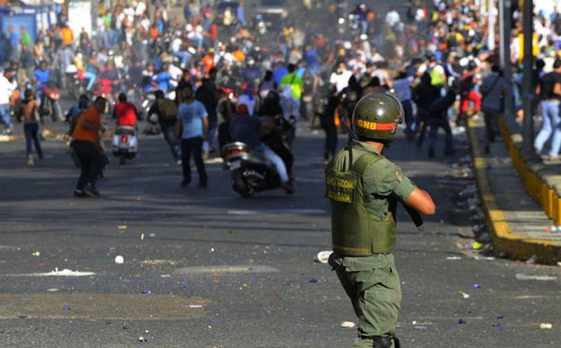 Quieren dar 25 años de prisión a manifestantes — Venezuela