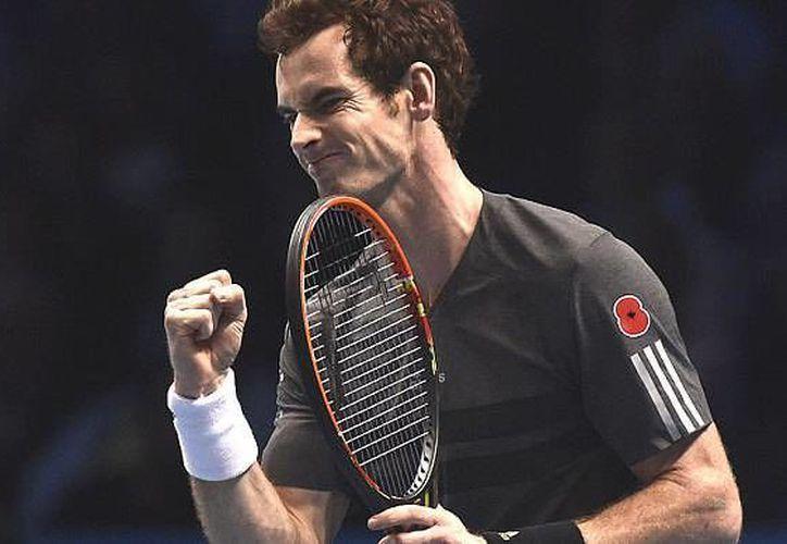 Andy Murray se enfrentará este viernes a Milos Raonic en las semifinales del abierto de Australia. (AP)