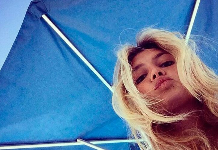 La nueva novia de Leonardo DiCaprio, la modelo Kelly Rohrbach,  es 15 años menor que él. (Instagram: @kellyrohrbach)