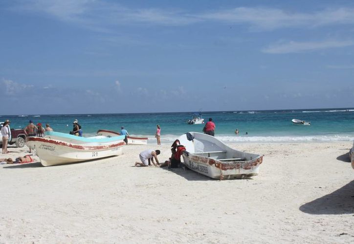 La Zofemat instalará los señalamientos en toda la zona costera y los accesos de playa de Tulum. (Sara Cauich/SIPSE)