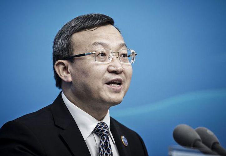 El viceministro de Comercio chino, Wang Shouwen se encargará de negociar con el subsecretario de Asuntos Internacionales del Departamento del Tesoro, David Malpass.  (Foto: elfinanciero.com.mx)