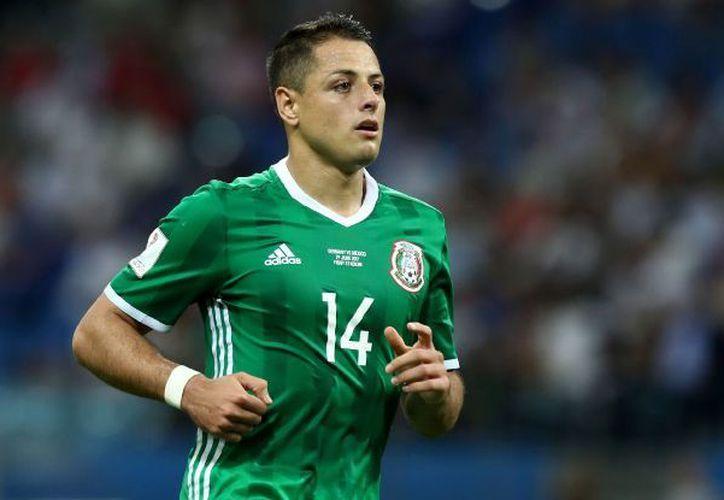 El delantero de 29 años de edad cree que los partidos previos al arranque de la Copa del Mundo. (Contexto)