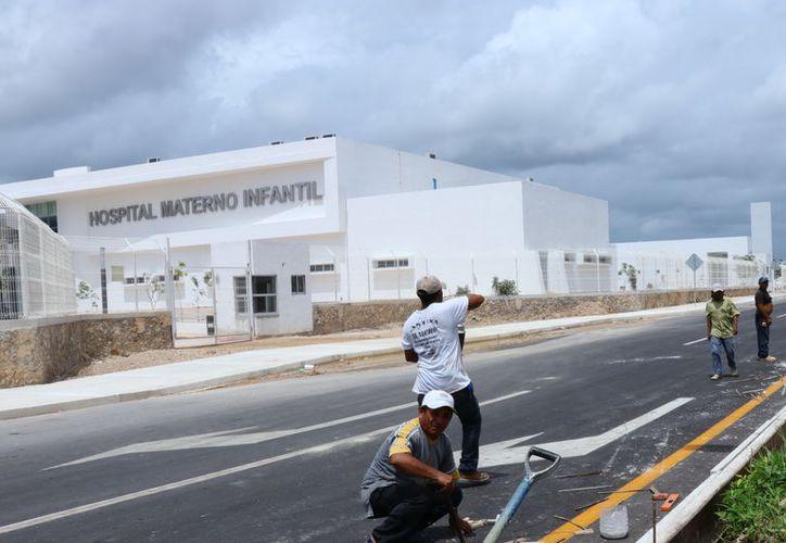 El nuevo hospital incrementará su capacidad de atención. (Foto: Jorge Acosta/ Milenio Novedades)
