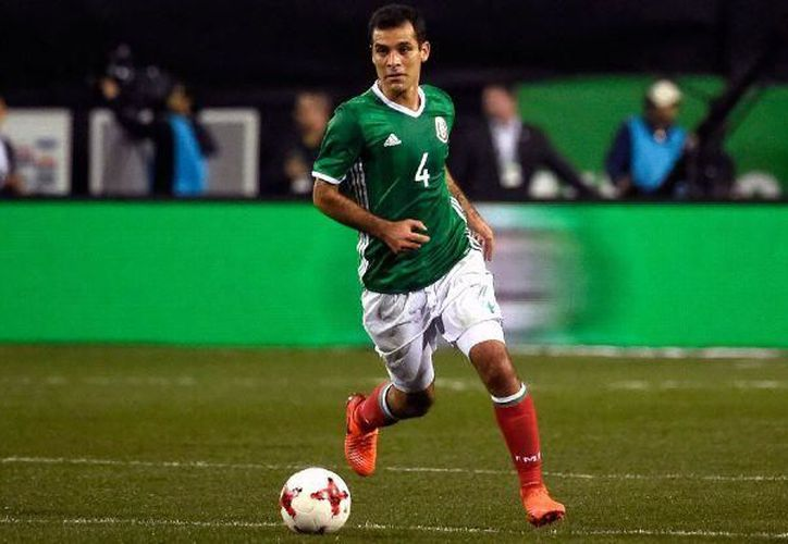 El capitán mexicano que se encamina a su quinta Copa del Mundo no aparece ni siquiera entre las reservas del tricolor en el videojuego. (Foto: Mexsport).