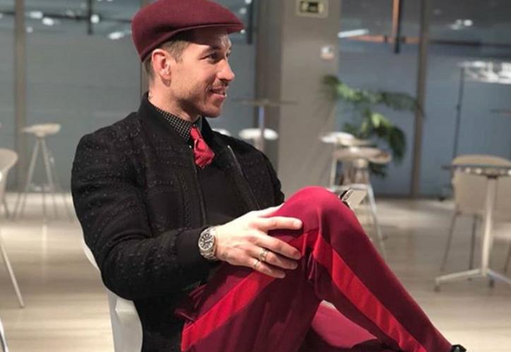 Sergio Ramos ha vuelto a sorprender a la red. (Instagram)