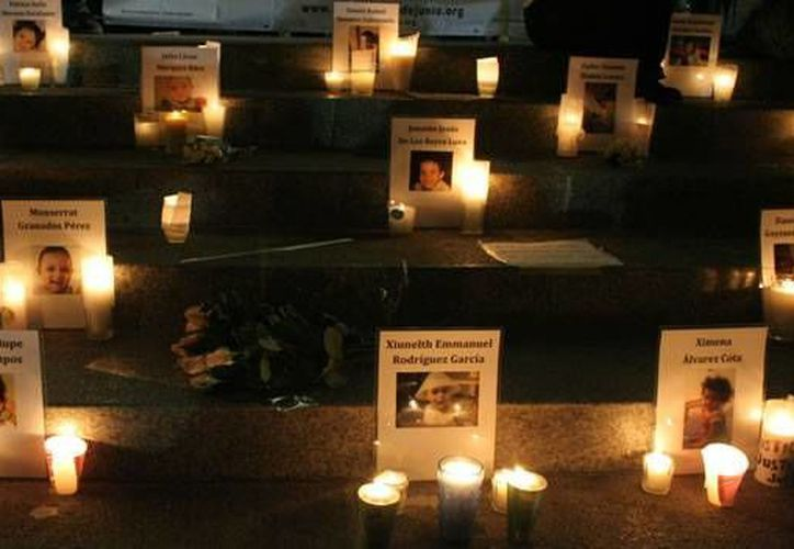 El 5 de junio se cumplirán 5 años de la tragedia en la guardería ABC de Hermosillo. (mexico.cnn.com)