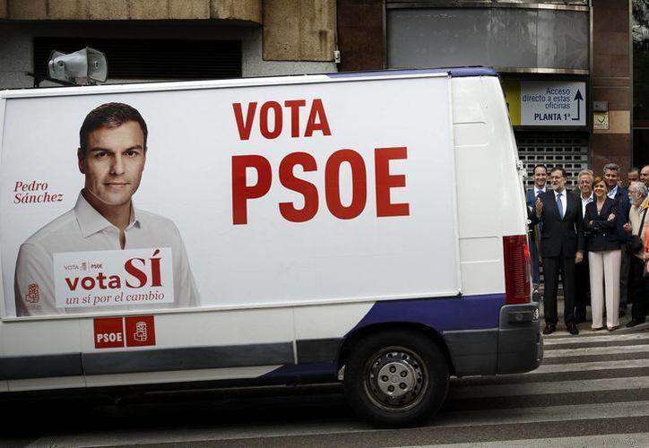 Los españoles están llamados a las urnas este 26 de junio. (AP)