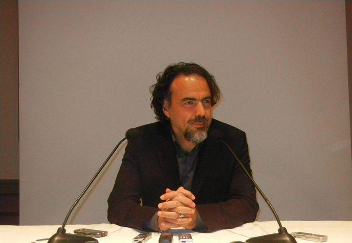 El mexicano Alejandro González Iñárritu concedió una entrevista sobre su nueva película <i>The Revenant</i>, la cual llega a los cines de Estados Unidos el ocho de enero. En México llega a los cines el próximo 25 de diciembre. (Notimex)