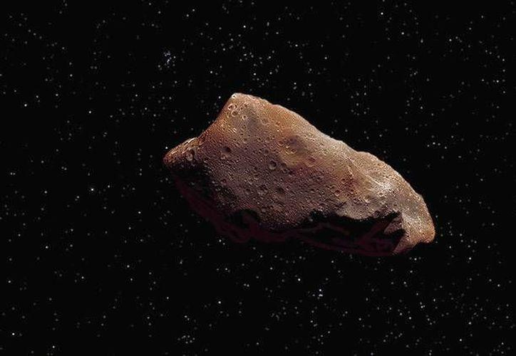 La influencia gravitacional del asteroide sobre la Tierra y la Luna será pequeña, casi indetectable. (Imagen ilustrativa/NASA/JPL-California Institute of Tecnology)
