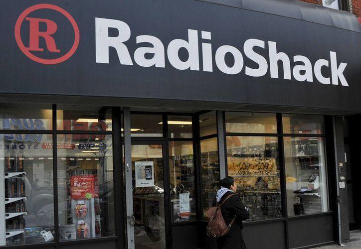 Vista general de la tienda de Radio Shack en Brooklyn, Nueva York, Estados Unidos. (Archivo/EFE)