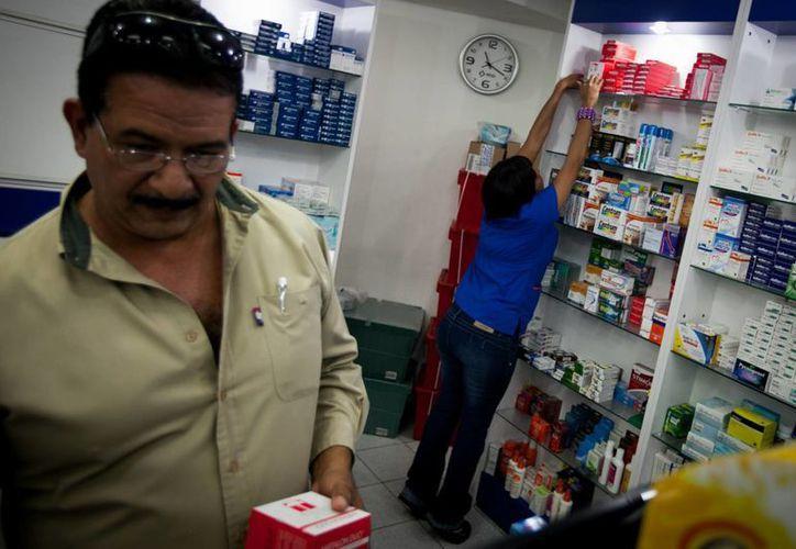 La situación con las medicinas es cada vez más compleja en Venezuela. (EFE)