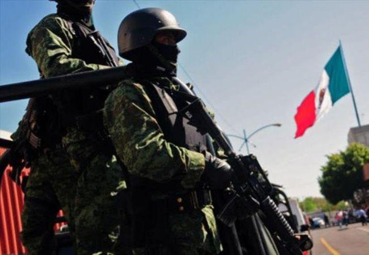 Andrés Manuel López Obrador anunció que convocará a los jóvenes a sumarse a la seguridad nacional. (hispantv.com)