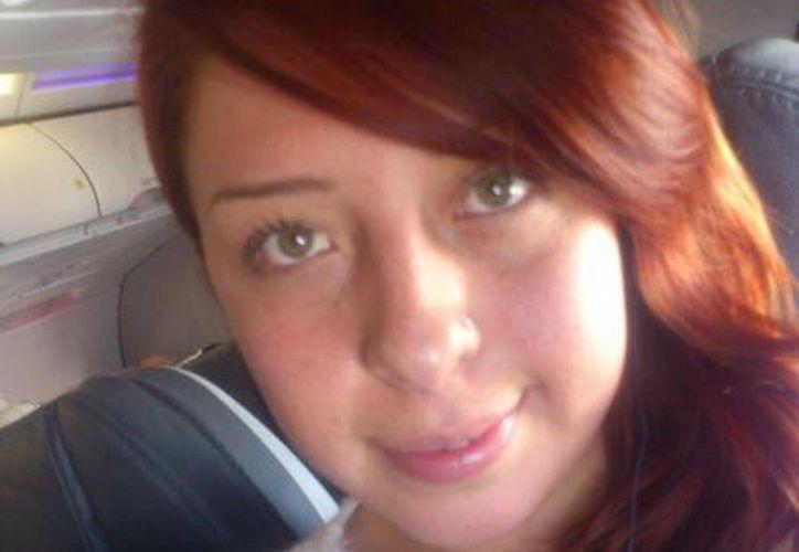 Angélica López fue detenida el pasado 31 de diciembre en el aeropuerto de la Ciudad de México al descubrir que en su maleta había droga. (nimalpolitico.com)