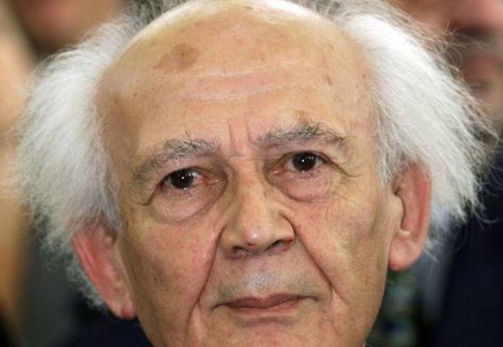 Zygmunt Bauman será recordado por su enfoque que incorporaba la filosofía y otras disciplinas. (AP/Heribert Proepper)