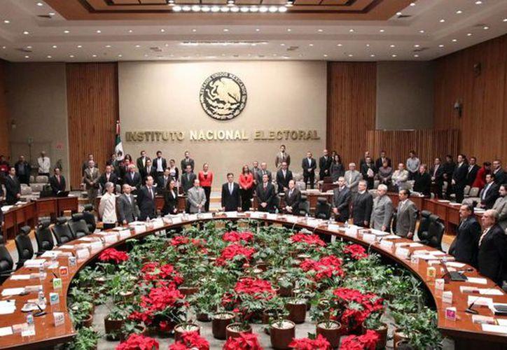 Los dos nuevos organismos políticos cumplieron con lo establecido en el Código Federal de Instituciones y Procedimientos Electorales. (Foto de archivo de Notimex)
