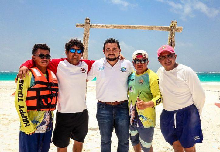 El torneo fue organizado por un grupo de prestadores de servicios y empresarios. (Foto: Redacción)
