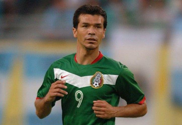 Borgetti, el máximo goleador en la historia de la Selección Mexicana, ocupó el lugar 48. (Foto: Contexto)