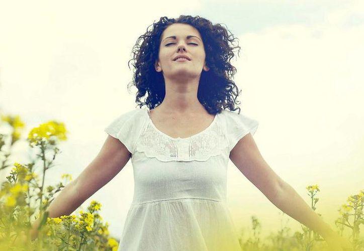 El ADN se comporta de una manera positiva si la persona está en armonía consigo misma. (SIPSE)