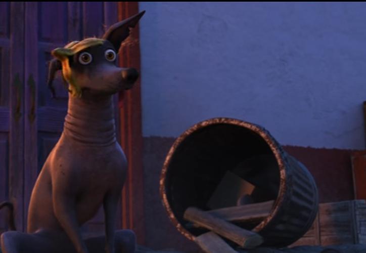 El filme está situado en México, en un pueblo muy parecido a Pátzcuaro, donde Miguel busca convertirse en un cantante. (Captura Youtube).