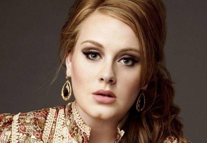 Adele en diversas ocasiones ha expresado que sólo le gustaría hacer duetos con Williams. (wallpapersget.com)
