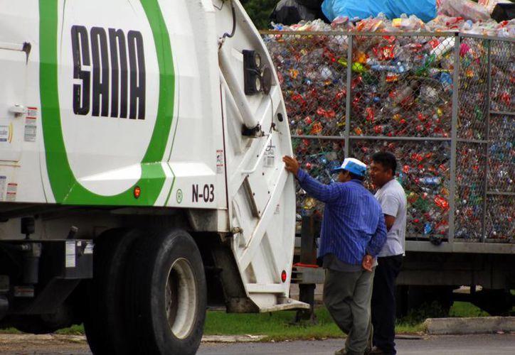 La Comuna aplicará el reglamento que prohíbe la pepena en los camiones recolectores. (Milenio Novedades)