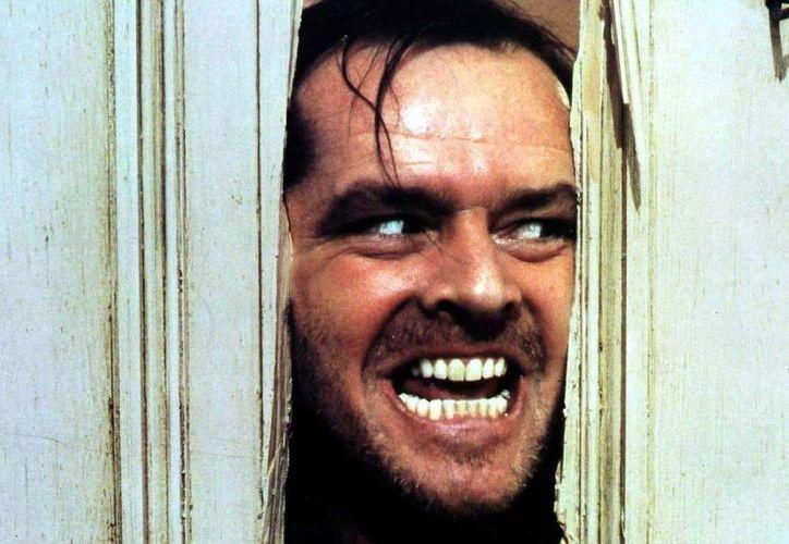 """""""The Shining"""" es una gran película para disfrutar en esta época, y que marcó la actuación de Jack Nicholson. (Foto: Contexto/Internet)"""