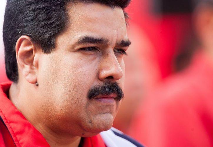 En la imagen, el vicepresidente venezolano, Nicolás Maduro. (EFE/Archivo)