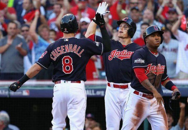 Los Indios de Cleveland ya cubrió la vacante en la primera base. (cdn.com)