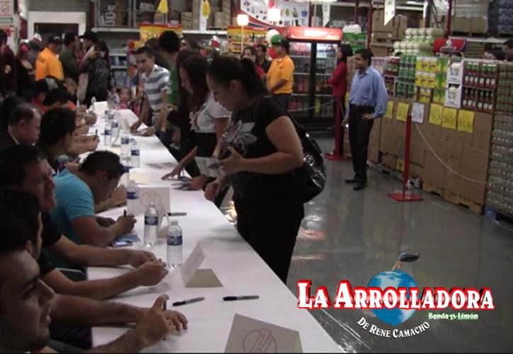 La Arrolladora Banda Limón ofrecerá un concierto en el municipio de Ticul, Yucatán (Foto: Facebook la Arrolladora Banda Limón)
