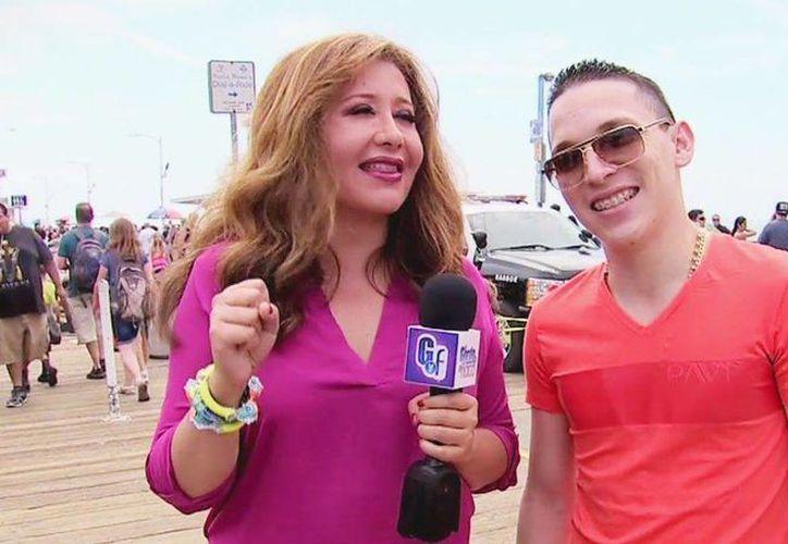El cantante Javier Rosas ya fue operado, pero se encuentra delicado tras ser víctima de un tiroteo. (univision.com/Foto de archivo)