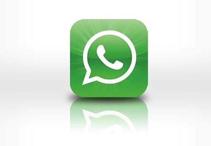En febrero pasado, el sistema de mensajería sufrió una caída provocada por la falla de un router de la red. (WhatsApp/Cortesía)
