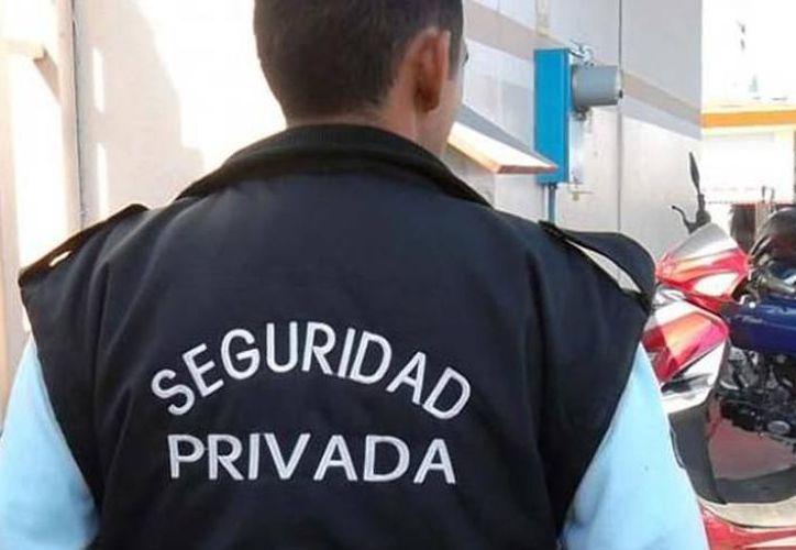 De las 100 empresas de seguridad privada que operan en la entidad, sólo 13 cuentan con registro nacional. (Agencias)