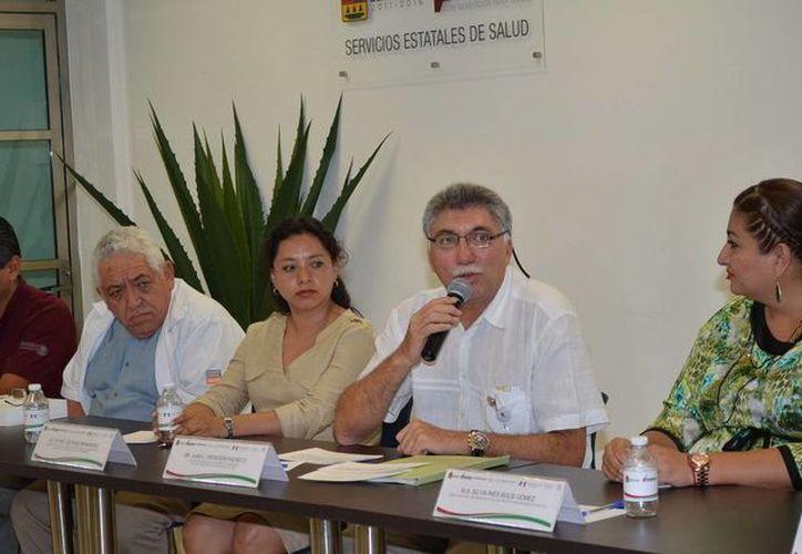 El titular de Salud, Juan Ortegón Pacheco, informó que se realizan con el objetivo de mejorar los niveles de atención de la salud. (Redacción/SIPSE)