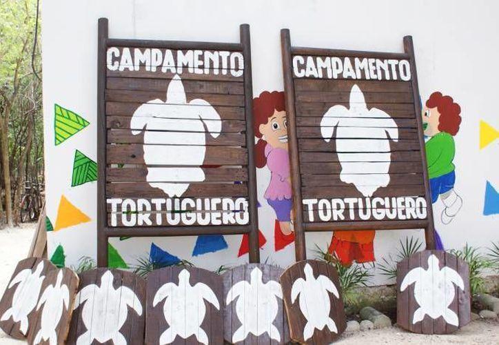 Las señalizaciones serán donadas y colocadas en diferentes sitios de las playas de Cozumel. (Redacción/SIPSE)