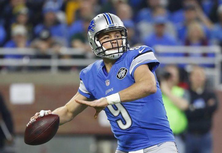Seahawks enfrentarán a Lions (foto) en el inicio de la postemporada de la NFL. (AP)