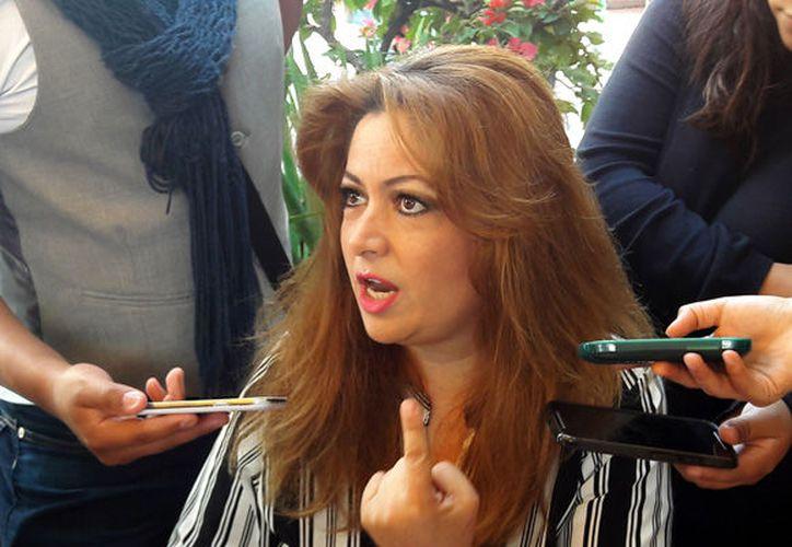 La ex diputada federal, Violeta Lagunes, pertenece al Movimiento de Regeneración Nacional (Morena). (Contexto)