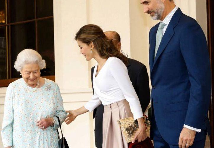 La visita de Estado ha culminado con una despedida por parte del Lord Chamberlain. (EFE)