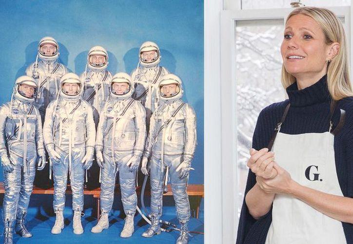 """Mark Shelhamer, exjefe de ciencia en la división de investigación humana de la NASA, aclaró que los trajes """"no tienen ningún material de carbono conductor"""". (Foto: Vanity Fair)"""