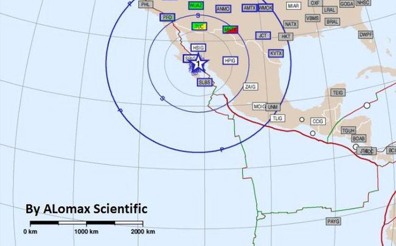 Se registra sismo de 6.3 en Pacífico mexicano — ÚLTIMA HORA