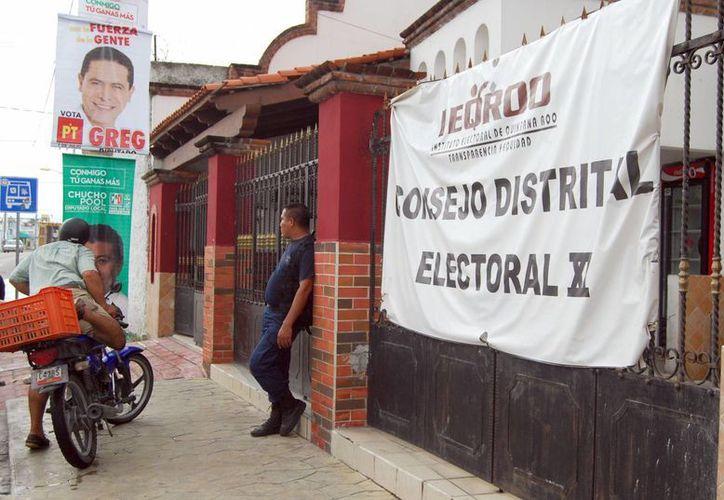 El objetivo del PREP es señalar la tendencia que tomarán los cómputos distritales oficiales. (Tomás Álvarez/SIPSE)