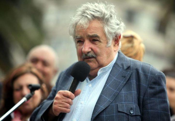 Mujica dijo la polémica frase en medio de las críticas constantes de Uruguay por las políticas proteccionistas de Argentina. (EFE)