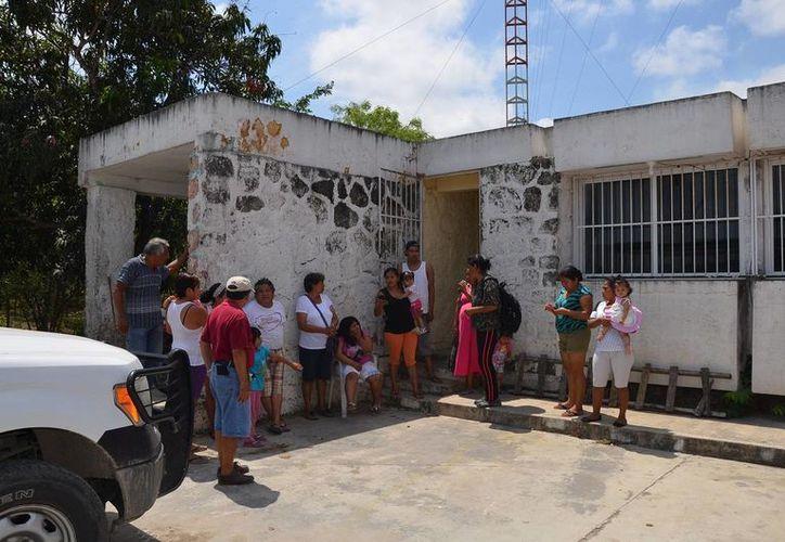 Habitantes de Javier Rojo Gómez, Álvaro Obregón y Pucté pretendieron tomar justicia por su propia mano. (Edgardo Rodríguez/SIPSE)