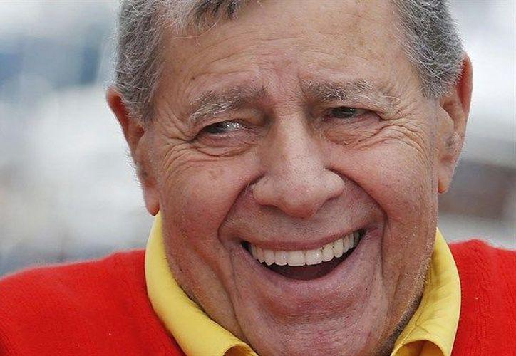El actor estadounidense Jerry Lewis, uno de los grandes contribuyentes a la historia de la comedia en el cine, ha fallecido. (Reuters).