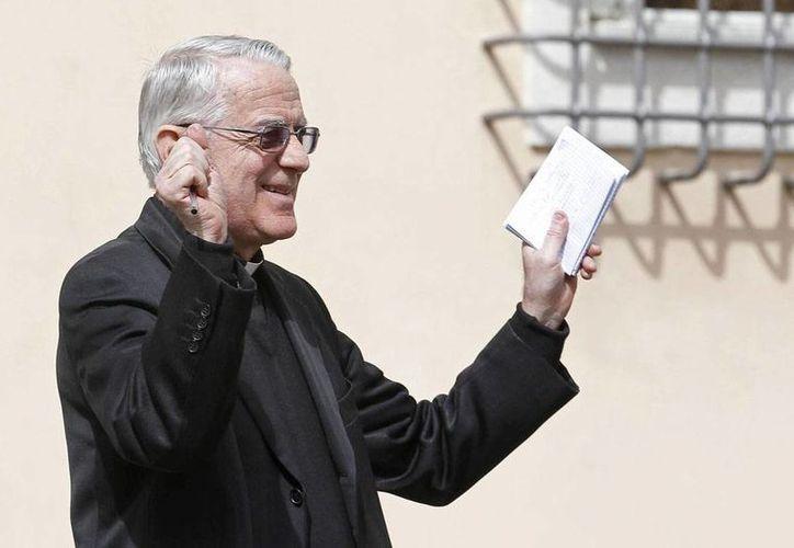 El vocero de la Vaticano, Federico Lombardi, dijo que la ONU se extralimitó con la publicidad que le dio al informe sobre derechos humanos, en el que critica a la Santa Sede por la protección de sacerdotes pederastas. (Efe/Archivo)
